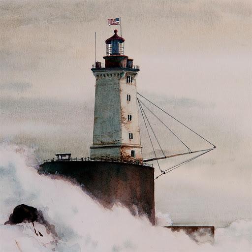 Saint George Reef Lighthouse